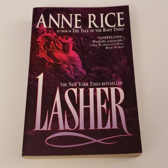 Anne Rice, Lasher